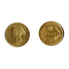 Australia 1870, Sovereign, Sydney