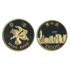 Hong Kong 1997, 1000 Dollar