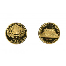 Korea South 1970, 1.000 WON