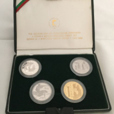 Portugal 1993, Series IV Prestige Proof Set, Portugal meets Japan