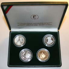 Portugal 1998 , Proof Set  - Series IX , Prestige Proof
