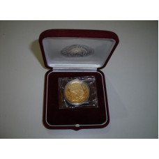 Russia 1993, Moscow, 200 Roubles, Proof Gold Coin, Protect our Wildlife