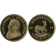 South Africa 1978,1 OZ Krugerrand - OUT of STOCK!