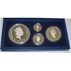 Australia 1996, Special-Proof–Kilo Collection