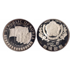 Korea 1970, 1000 Won