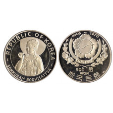 Korea 1970, 500 Won