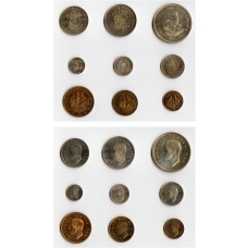 South Africa 1949, Short Proof Set
