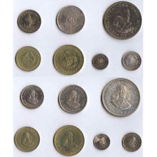 South Africa 1964, Short Proof Set